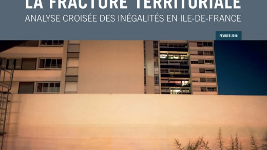 "Publication ""La fracture territoriale"" du Secours catholique"